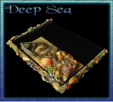 Deep Sea Movement Tray 5x4 for 25mm Bases