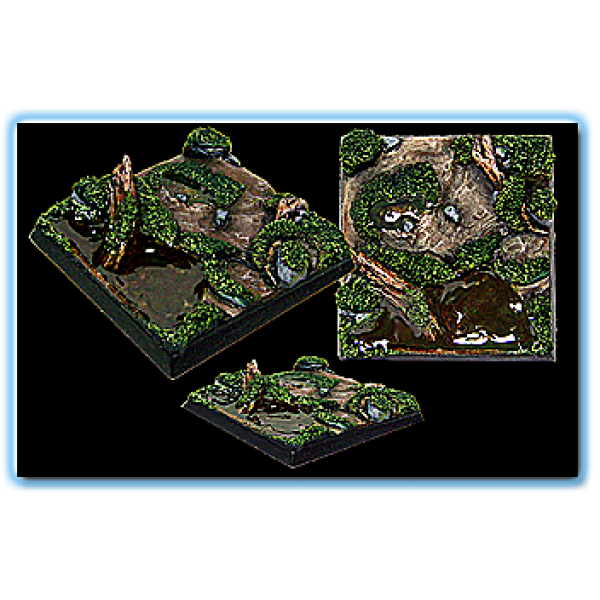 Deadly Swamp Bases