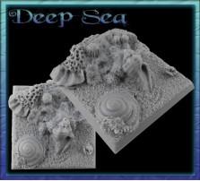 40 x 40mm Deep Sea Base B
