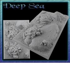 50 x 75mm Deep Sea Base A