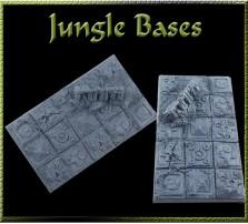 60 x 100mm Jungle Base