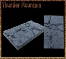 60 x 100mm Thunder Mountain Base
