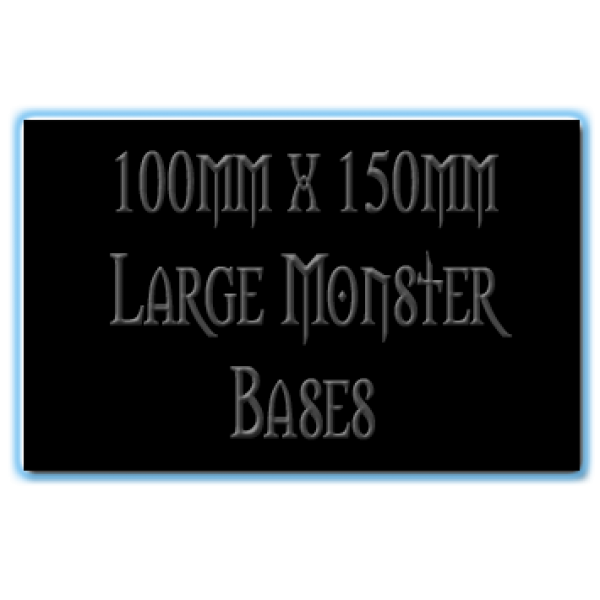 100 x 150mm Bases