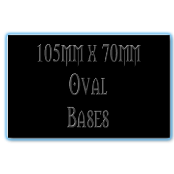 105 x 70mm Bases