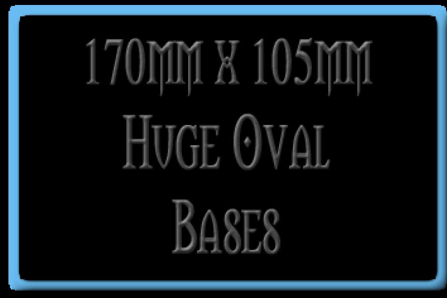 170 x 105mm Bases