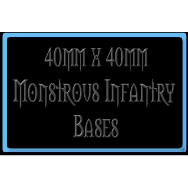 40 x 40mm Bases