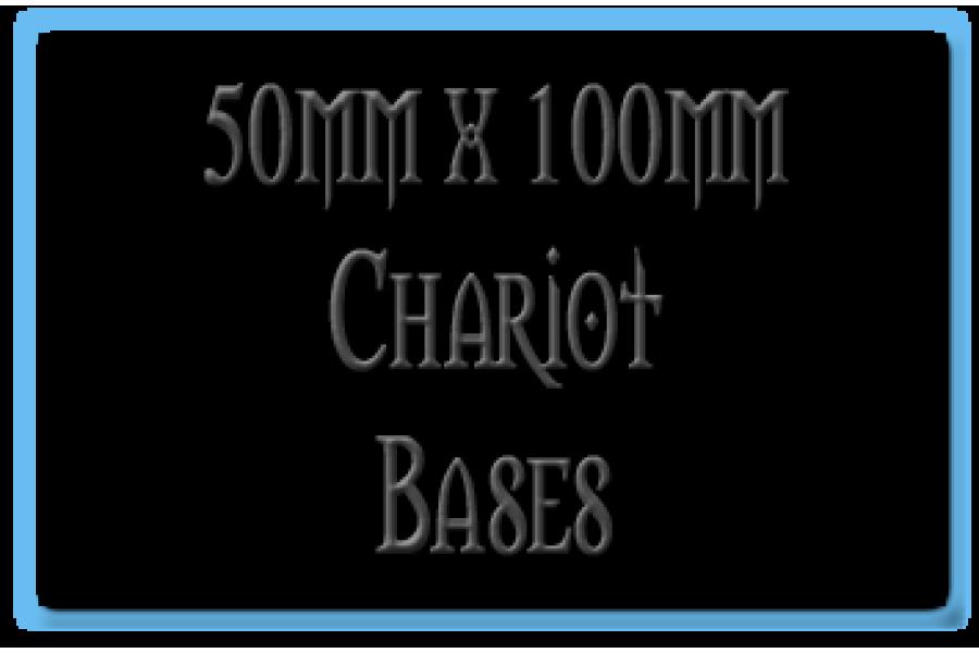 50 x 100mm Bases