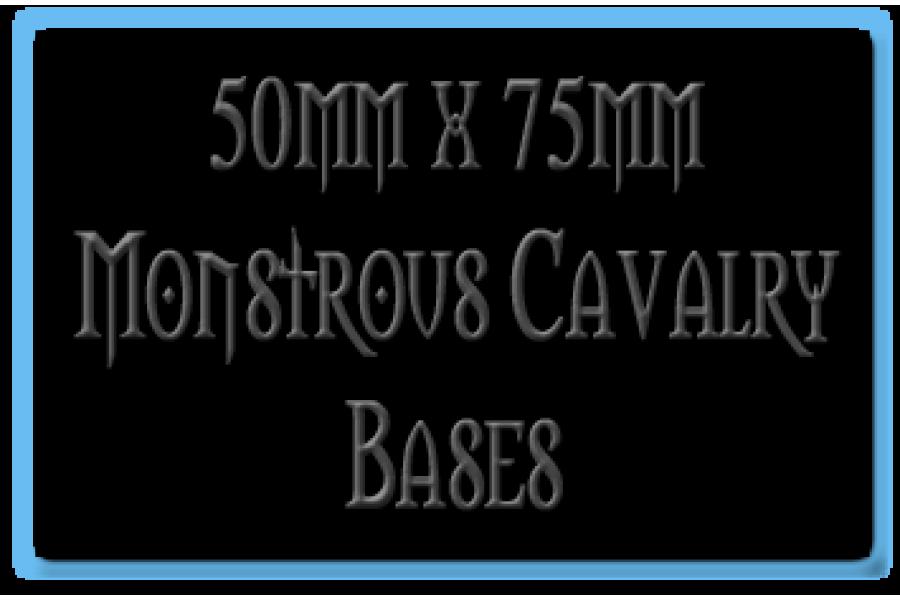 50 x 75mm Bases