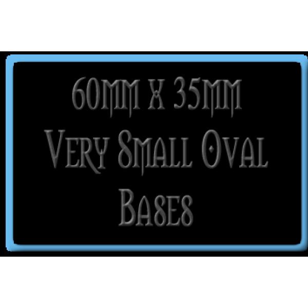 60 x 35mm Bases