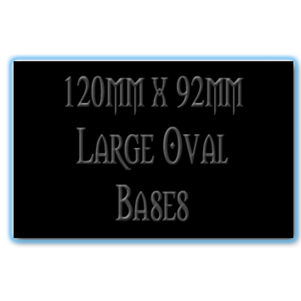 120 x 92mm Bases