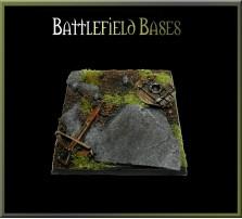 40 x 40mm Battlefield Base A
