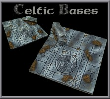 100 x 100mm Celtic Base