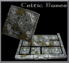 40 x 40mm Celtic Base A