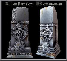 40 x 40mm Celtic Base D