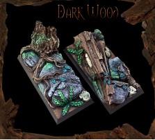 Cavalry Dark Wood Base