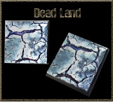 40 x 40mm Dead Land Base A