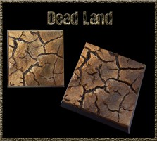 40 x 40mm Dead Land Base B