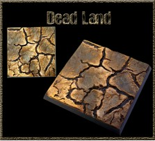 50 x 50mm Dead Land Base A