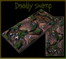 Chariot Deadly Swamp Base A