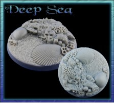 60mm Deep Sea Round Base A