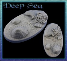 90 x 52mm Deep See Oval Base A