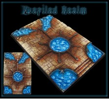 100 x 150mm Defiled Realm Base A
