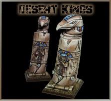 40 x 40mm Desert Kings Base E