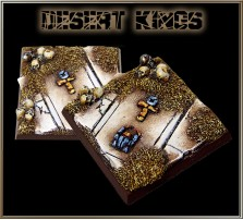 50 x 50mm Desert Kings Base B