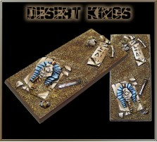 Chariot Desert Kings Base A