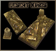 Chariot Desert Kings Base C
