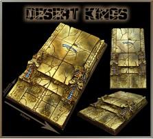60 x 100mm Desert Kings Base