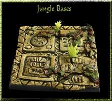 40 x 40mm Jungle Base A