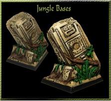 40 x 40mm Jungle Base C