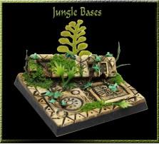 40 x 40mm Jungle Base B