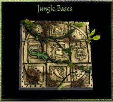 50 x 50mm Jungle Base A