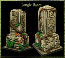50 x 50mm Jungle Base C