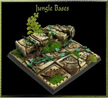 50 x 50mm Jungle Base B