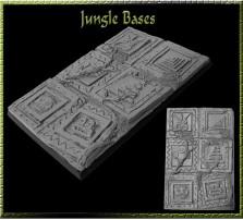 50 x 75mm Jungle Base A