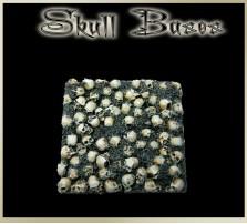 40 x 40mm Skull Base A