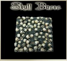 50 x 50mm Skull Base A