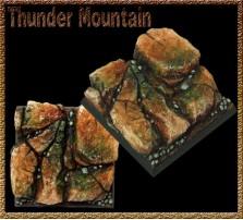 40 x 40mm Thunder Mountain Base A