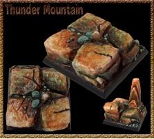 40 x 40mm Thunder Mountain Base C