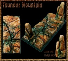 Chariot Thunder Mountain Base A