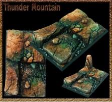 50 x 75mm Thunder Mountain Base A