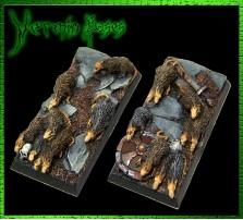 Cavalry Vermin Base