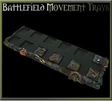 Battlefield SKIRMISH Tray 6x2 for 20mm bases