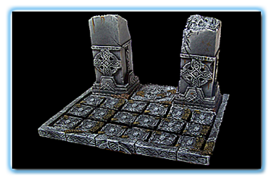 Celtic Movement Trays