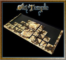 Old Temple Movement Tray 10x5 for 20mm Bases