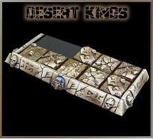 Desert Kings Movement Tray 5x2 for 20mm Bases