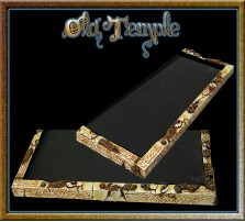 Old Temple Movement Tray 5x2 for 20mm Bases